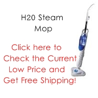 H20 Steam Mop