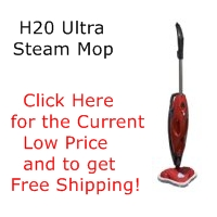 H20 Ultra Steam Mop