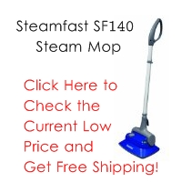 Steamfast Steam Mop